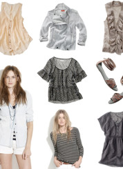 favorite Madewell clothing items