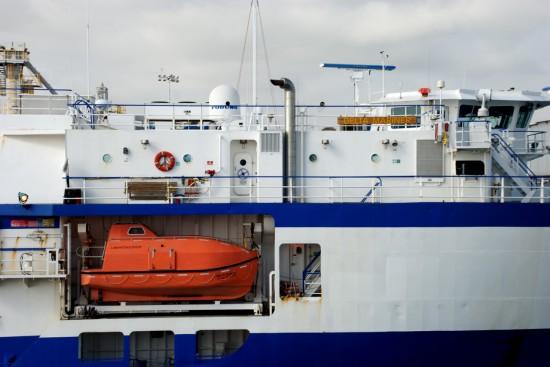 Delta Mariner in San Diego Harbor