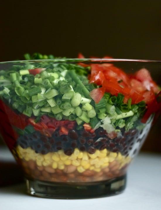 salsa preparation