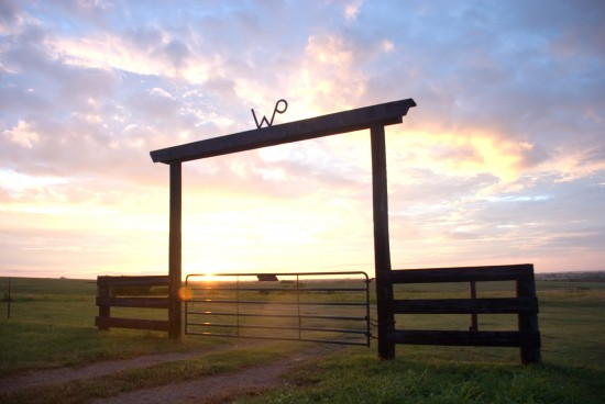 WP ranch near Stillwater, OK