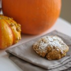 Whole Wheat Pumpkin Cookie