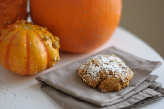 Whole Wheat Pumpkin Cookie by Cookie and Kate