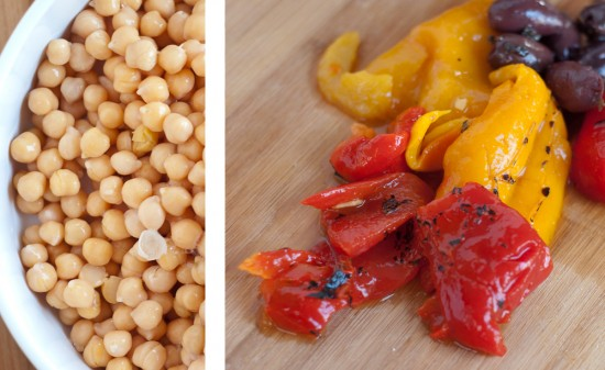 chickpea salad basic ingredients