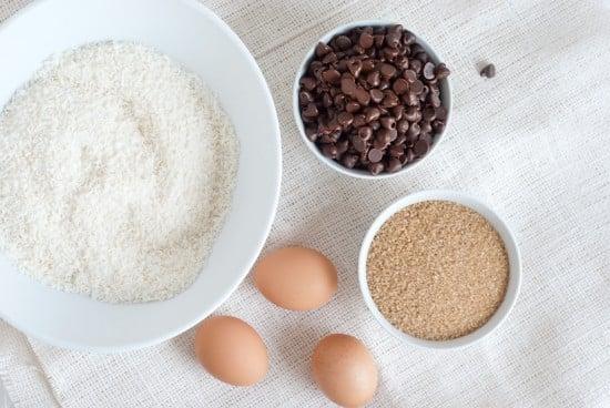 macaroon ingredients