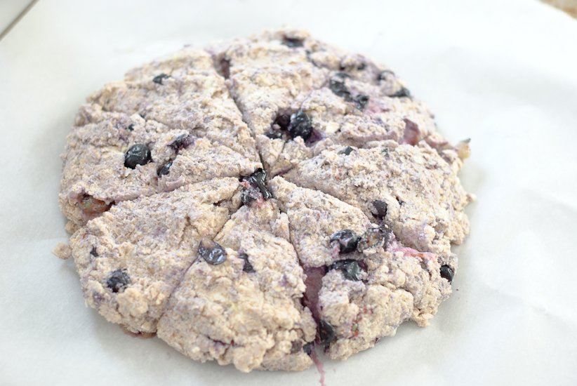 Low Fat Blueberry Scones Recipes — Dishmaps