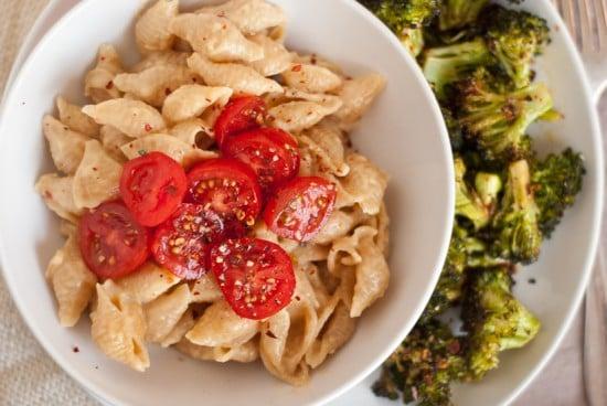 homemade healthy macaroni and cheese
