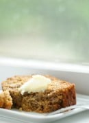 healthy whole wheat banana bread recipe