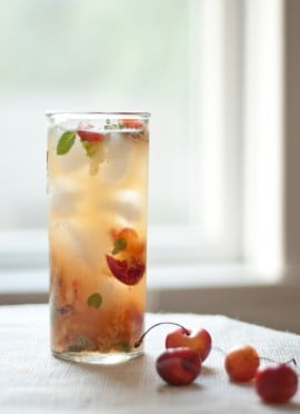 Rainier Cherry Mojito