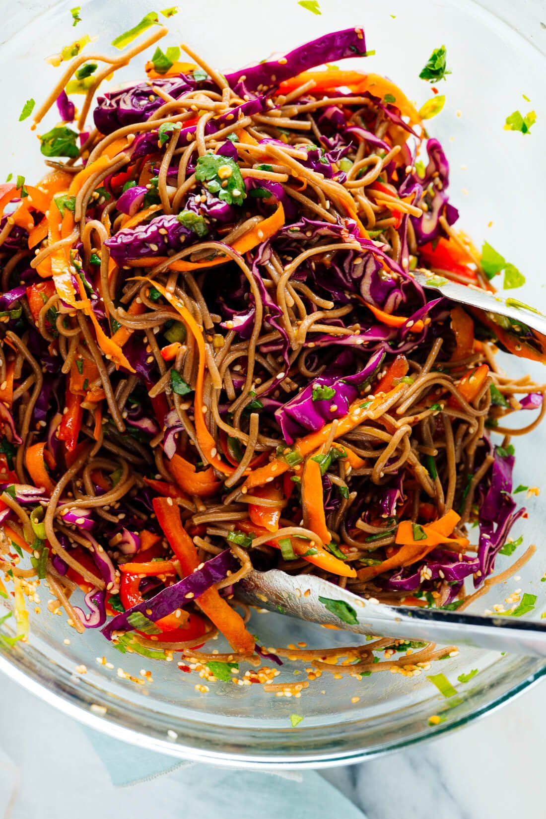 sesame noodles salad recipe