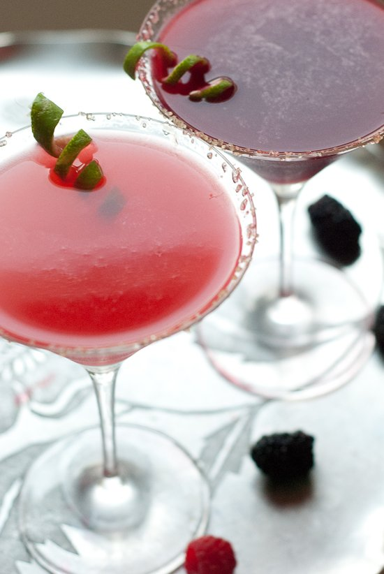 how to make a raspberry daiquiri