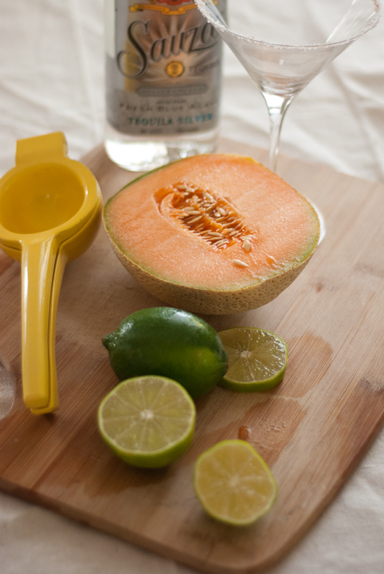 cantaloupe tequila cocktail ingredients