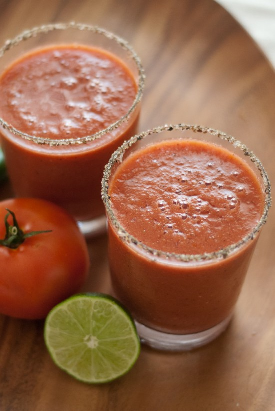 fresh bloody mary recipe