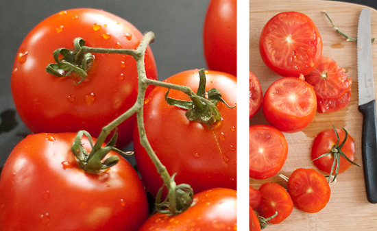 how to stuff tomatoes