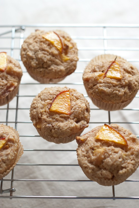 nectarine buttermilk cupcakes recipe