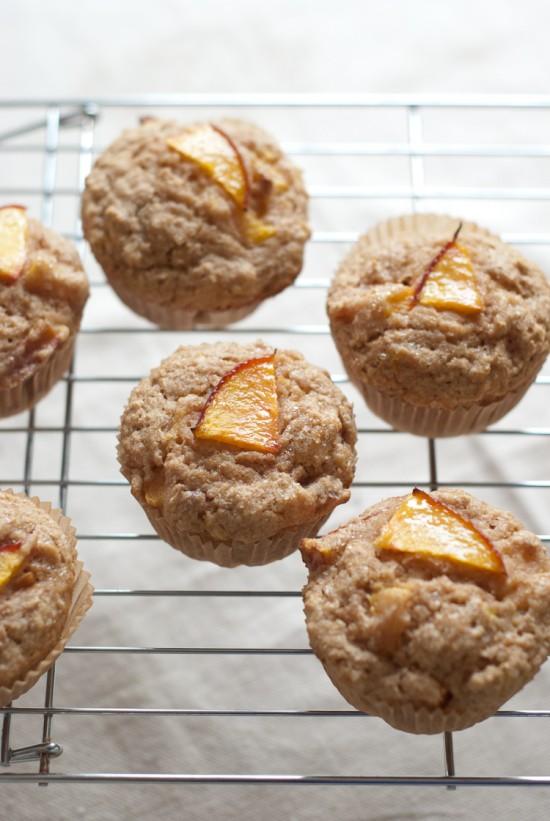 nectarine buttermilk cupcakes recipe