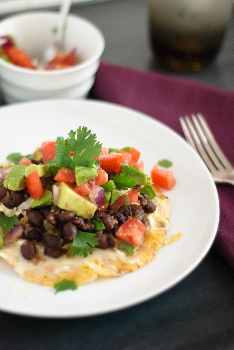 Scrambled Huevos Rancheros Recipe - Cookie and Kate