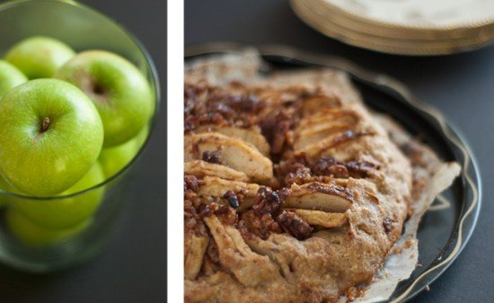apple galette recipe by cookie and kate