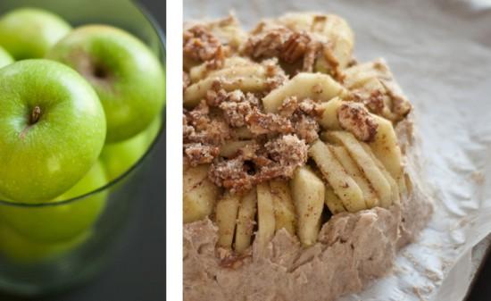 whole wheat apple galette recipe
