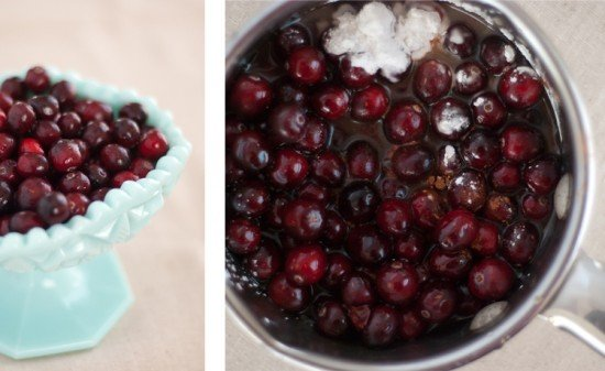 cinnamon cranberry sauce recipe
