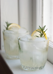 rosemary gin fizz recipe