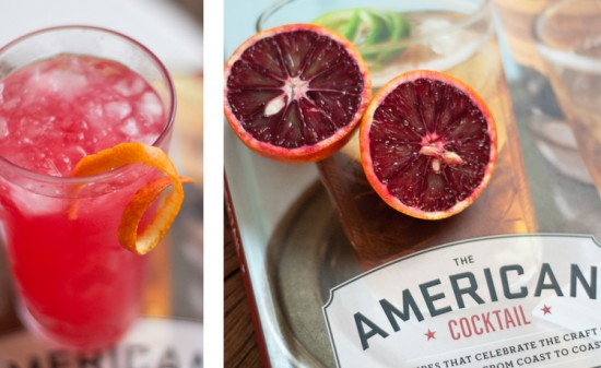 """The American Cocktail"" by The Editors of Imbibe Magazine"