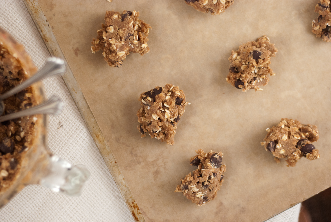 Maple Oat Chocolate Chip Cookies - Cookie and Kate