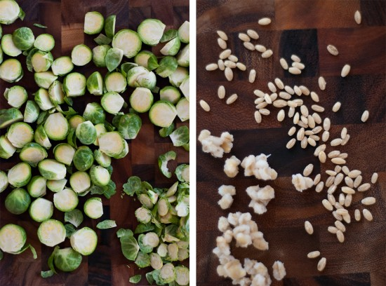 brussels sprouts and barley