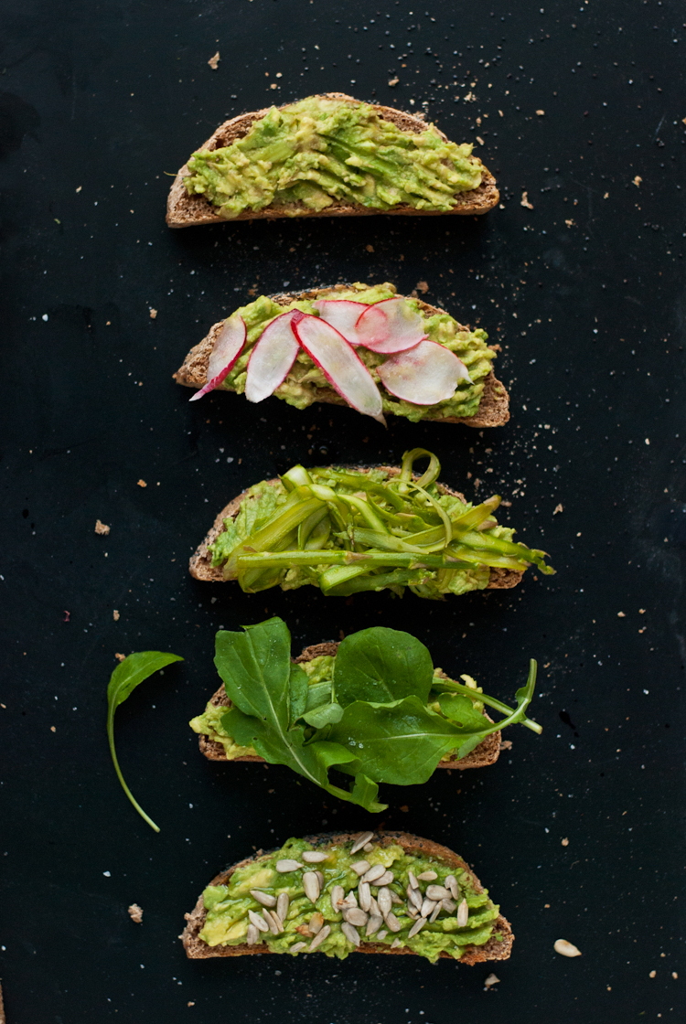 Yeah Toast! An Ode to Avocado Toast