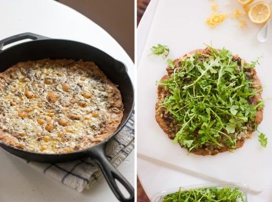 easy whole wheat pizza crust recipe