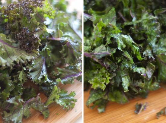 raw kale salad tips