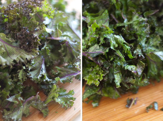 raw kale salad tips