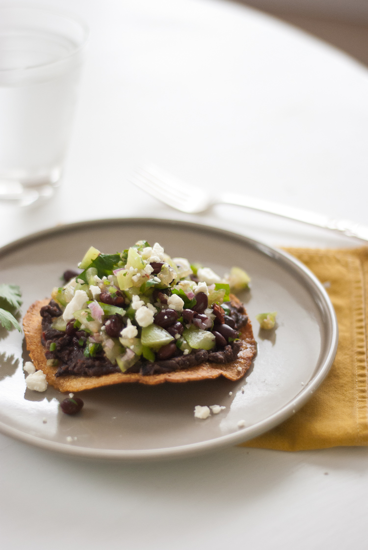 ... black bean sauce bok choy and noodles black bean tostados with black
