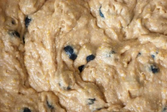 blueberry maple batter