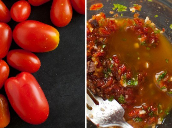 double tomato salad dressing