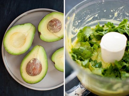 avocado verde sauce