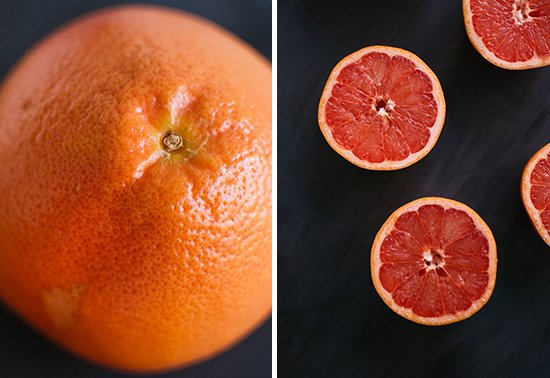Texas Rio Star grapefruit