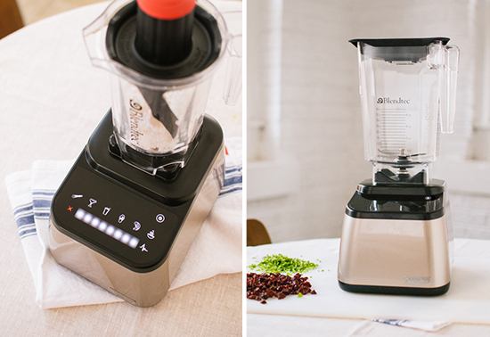 Blendtec Designer Series Blender in Champagne