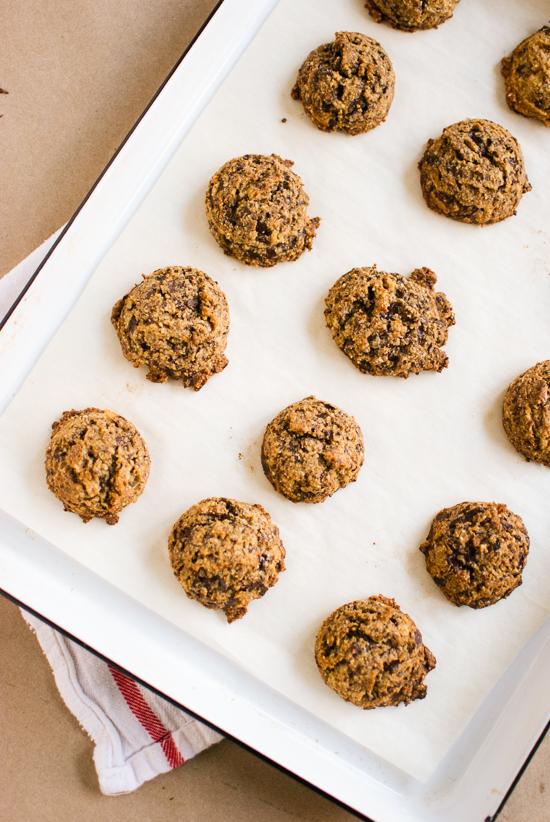 Naturally Sweetened, Gluten-free Chocolate Chip Cookies Recipe