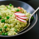 Pea pesto recipe