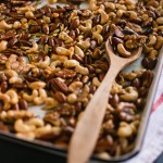 Rosemary Roasted Nuts