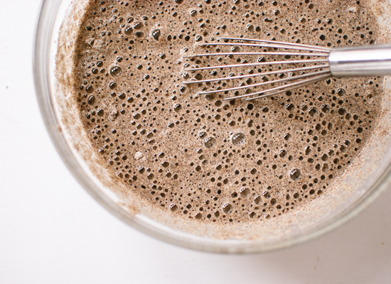 buckwheat pancakes batter