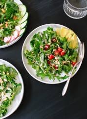 The Little Green Salad