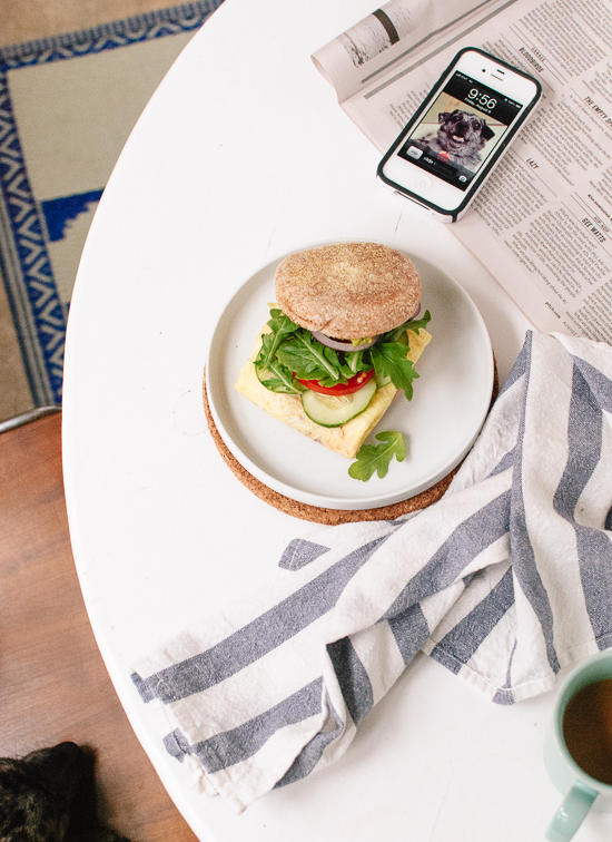 The Epic Egg and English Muffin Sandwich Recipe