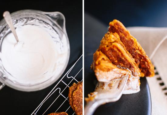 maple coconut whipped cream