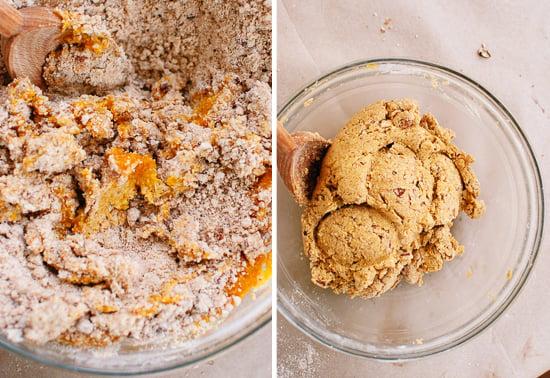 how to make pumpkin scones