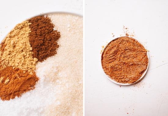 salt, sugar and spice blend