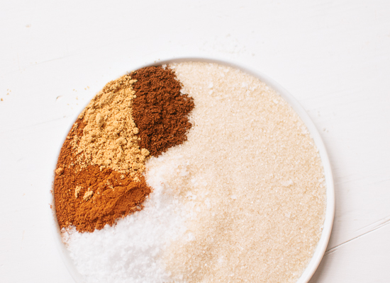 salt, sugar and spice blend