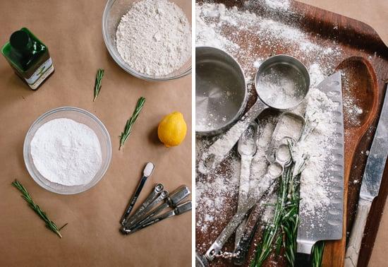 olive oil shortbread ingredients