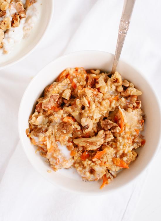 Morning Glory Oatmeal Recipe