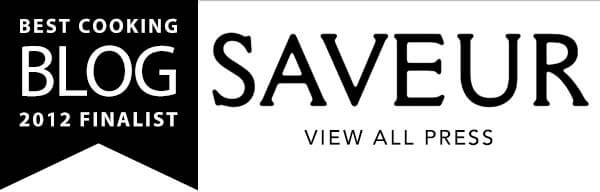 Saveur best cooking blog 2012 nominee